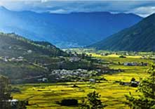 Gelephu the gateway of The Royal Manas National Park in Bhutan