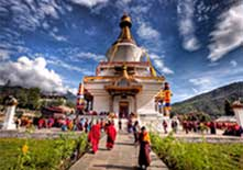 Mongar is the oldest educational hub of the Bhutanese region