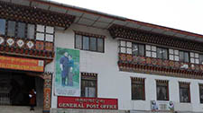 Bhutan Post Office Headquarter