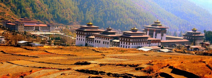 Bhutan Tour Package for 5Nights and 6Days starting from Hasimara or NJP or Bagdogra