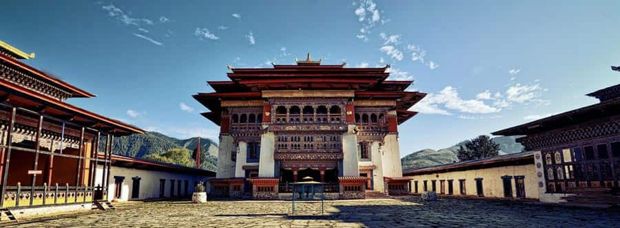 Bhutan Tour Package for 6Nights and 7Days starting from Hasimara or NJP or Bagdogra
