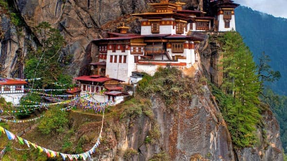 Bhutan Tour Plan for 4Nights and 5Days, Day4: Paro Local Sightseeing