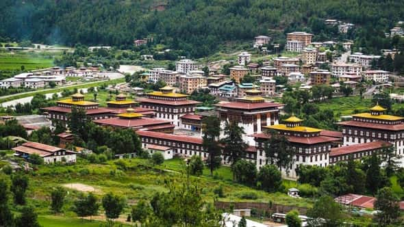 Bhutan Tour Plan for 5Nights and 6Days, Day2: Transfer To Thimphu