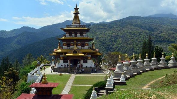 Bhutan Tour Plan for 5Nights and 6Days, Day3: Thimphu Local Sightseeing