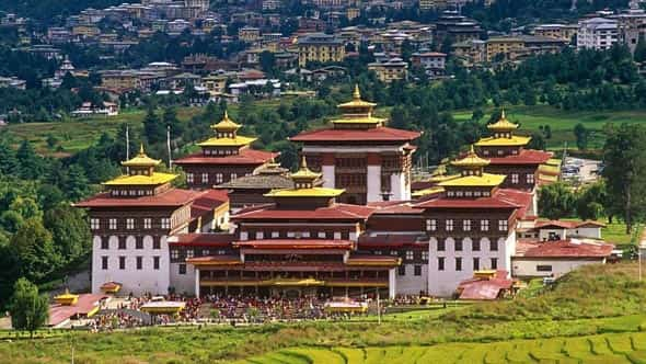 Bhutan Tour Plan for 5Nights and 6Days, Day1: Transfer To Thimphu
