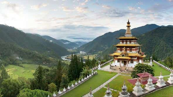 Bhutan Tour Plan for 5Nights and 6Days, Day4: Local Sightseeing Of Punakha And Transfer To Paro