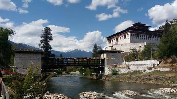 Bhutan Tour Plan for 6Nights and 7Days, Day4: Local Sightseeing Of Punakha And Transfer To Paro