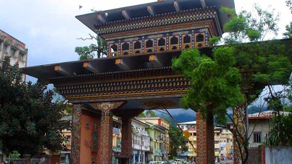 Bhutan Tour Plan for 4Nights and 5Days, Day1: Transfer To Phuentsholing / Jaigaon