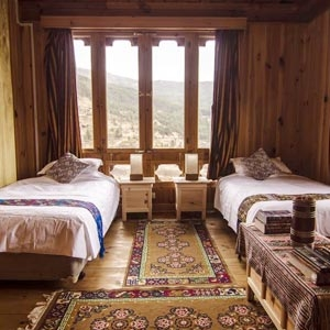 Hotels in Bumthang Valley